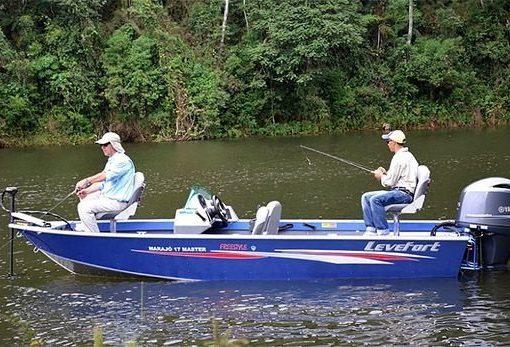 barcos de pesca usado
